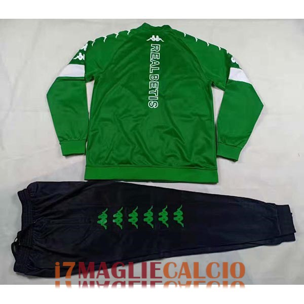 giacca real betis verde bianco 2019 2020